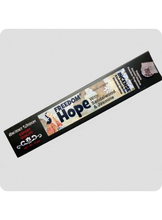 Freedom røgelse Hope - jasmin & sandel