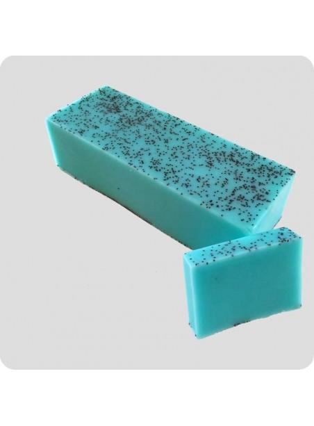 Hand made soap - aloe vera appr. 110g
