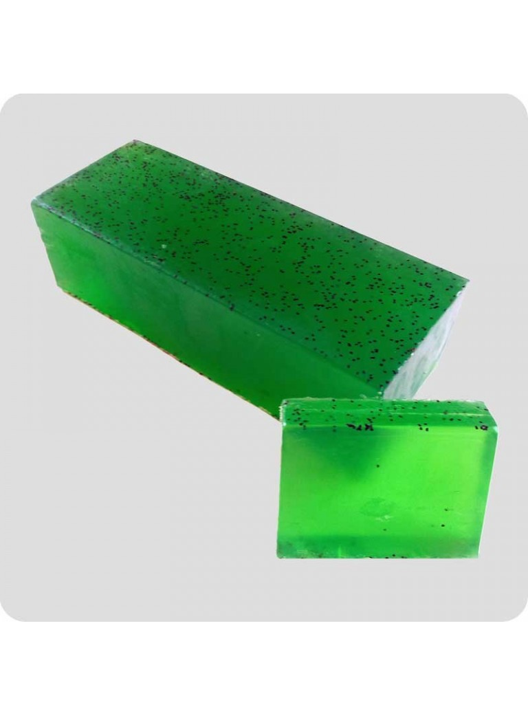 Hand made soap - tea tree and mint appr. 140g